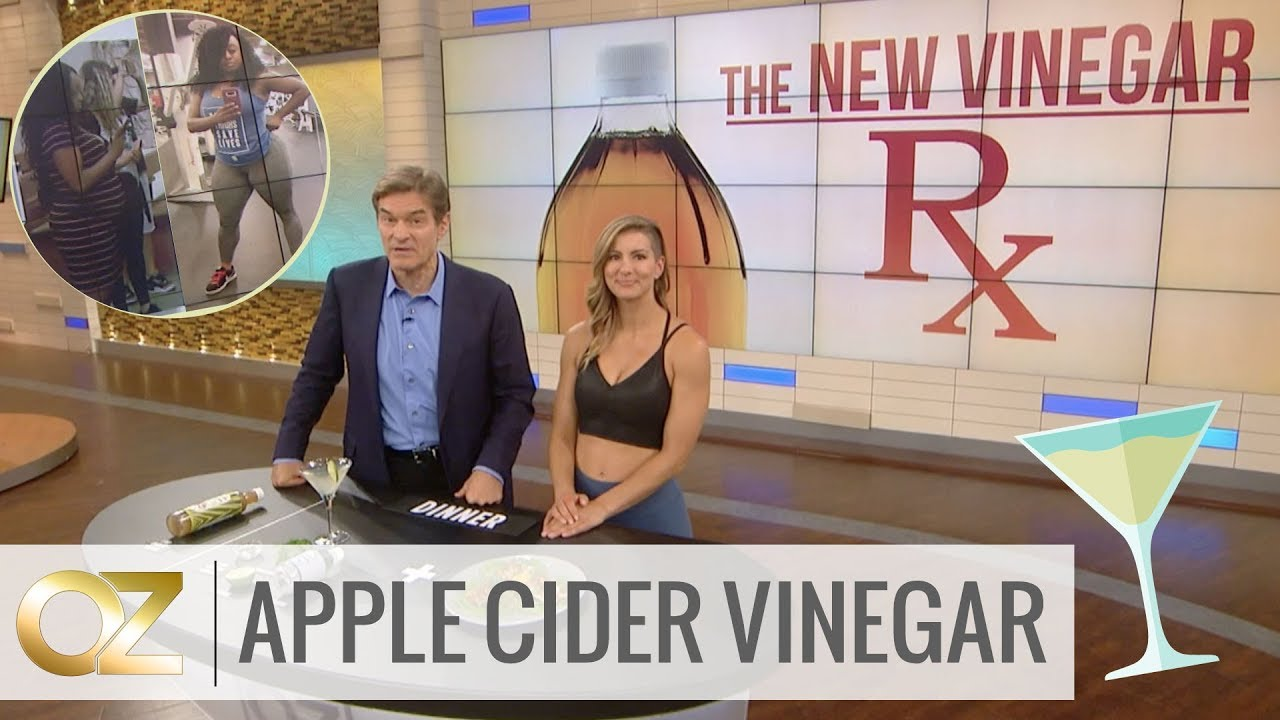 The Weight Loss Benefits of Apple Cider Vinegar - YouTube