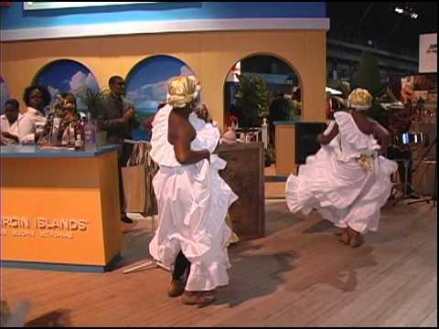 U.S. Virgin Islands Dancers