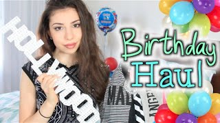 What I Got for My Birthday 2014! (Birthday Haul) Thumbnail