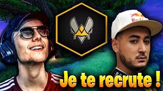 GOTAGA RECRUTE MUSHWAY CHEZ VITALITY CONTRE 50 000€ 😱 BEST OF 8 ! Fortnite Battle Royale