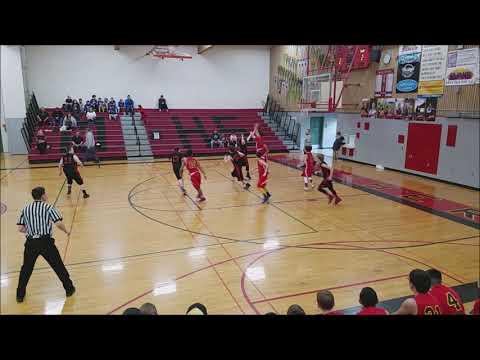 Zane Middle School vs Sunny Brae Middle School 2/2/19