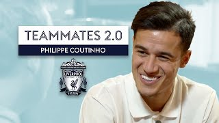 Dejan Lovrens clothes are  Philippe Coutinho  Teammates 20