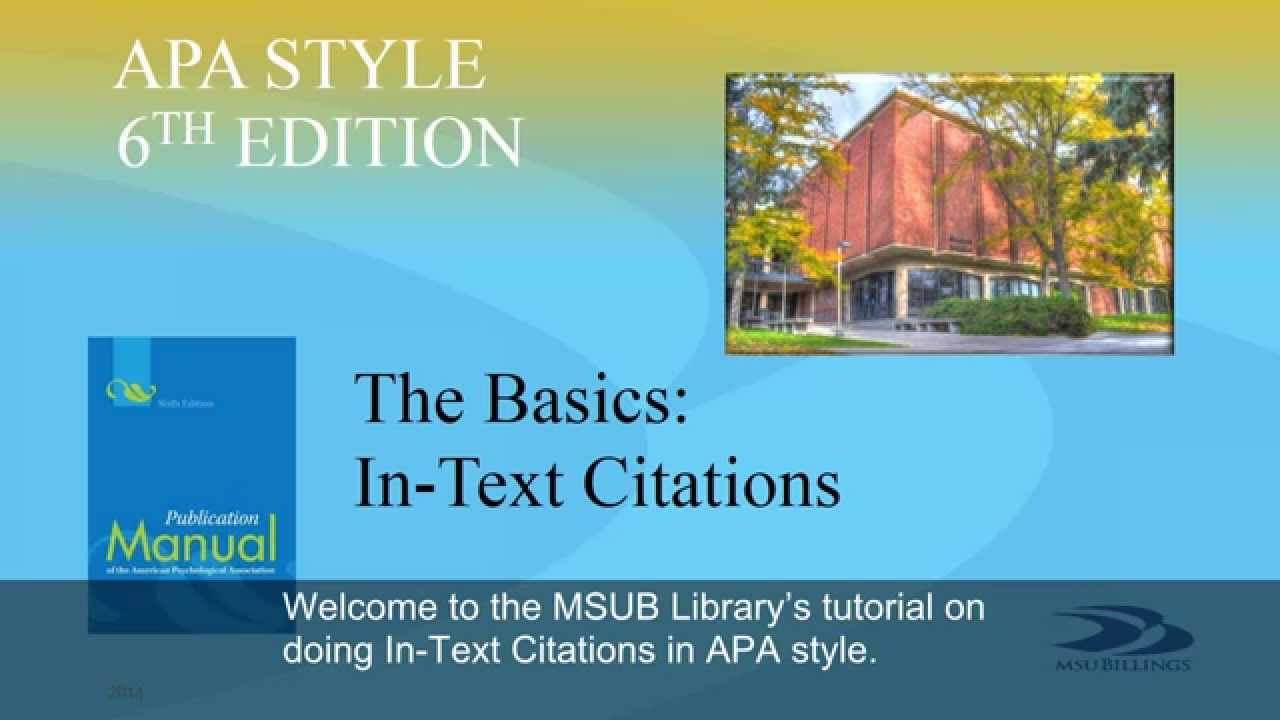 apa style edition Running head: apa style basics: sixth edition 3 levels of headings in apa style headings within the text of your paper function as an outline to enable the reader.