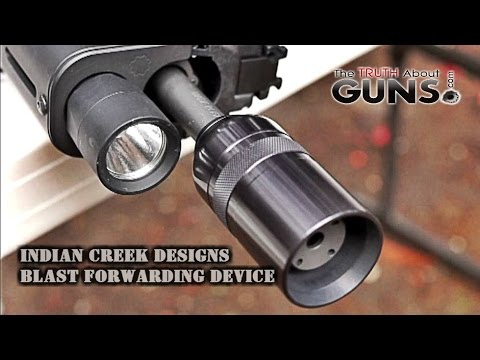 blast forwarding device bfd review indian creek