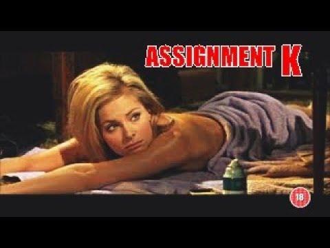 Assignment-K (1968) Stephen Boyd & Camilla Sparv -...