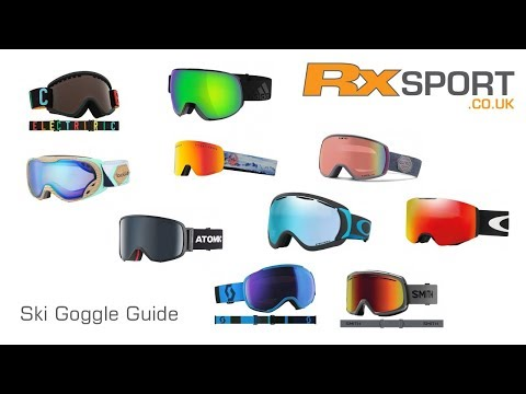 Ski Goggle Guide | RxSport.co.uk YouTube