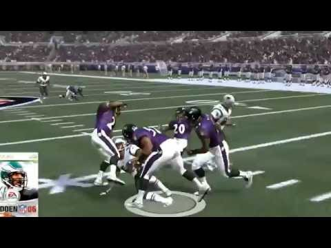 Top 7 Most Unstoppable Madden Players Of All Time