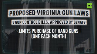 'Unconstitutional' firearms restrictions have gun activists up in arms