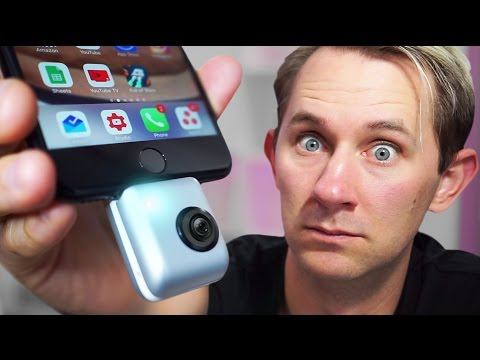 Thumbnail: This Camera Sees Everything! | DOPE or NOPE?