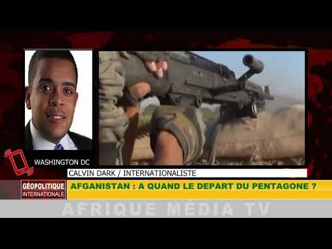 """""""Géopolitique Internationale"""" / Afrique Media TV: Afghanistan, Pompeo, & the """"Space Army."""" (French)"""