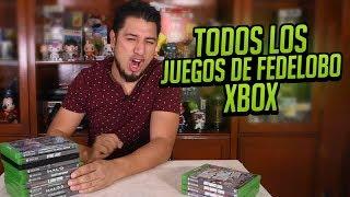 Mis colección de juegos: XBOX I Fedelobo I