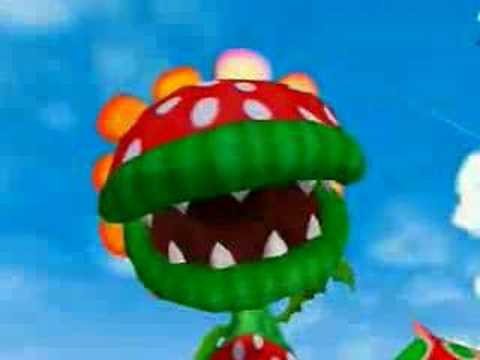 Super Mario Sunshine - Down with Petey Piranha! - YouTube