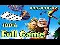 Gambar cover Disney Pixar's UP FULL GAME 100% Longplay PS2, PSP, PC