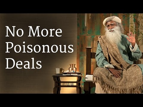 No More Poisonous Deals