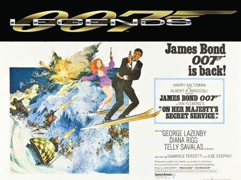 007 Legends  On Her Majesty's Secret Service - Part 1 on  i5 Quad-Core Processor and GeForce GTX660
