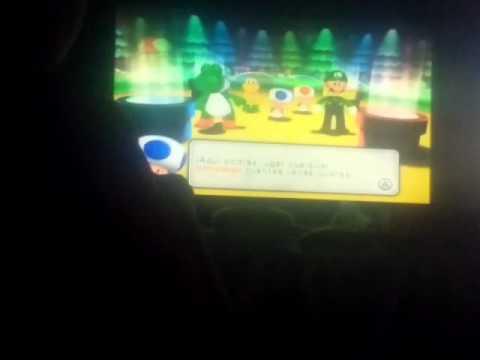 Mario party 9/minijuegos
