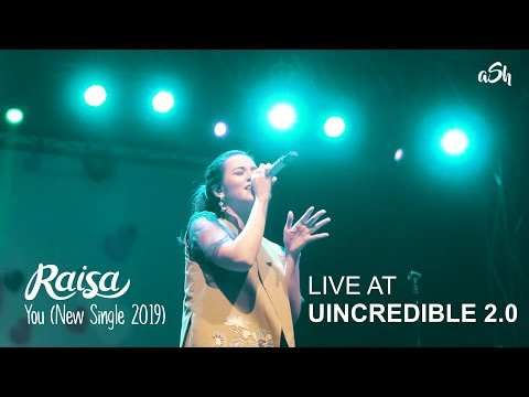 RAISA - YOU | FIRST TIME ON STAGE | (LIVE AT UINCREDIBLE 2.0 - SEMARANG)