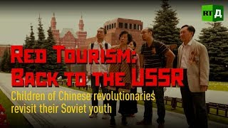 Red Tourism: Chinese seniors revisit their Soviet youth (Trailer) Premiere 01/27