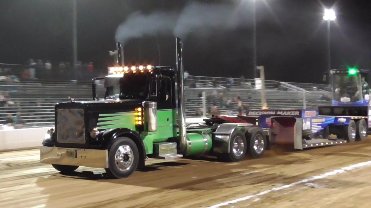 Hot Street Legal Semis Pulling At The Buck