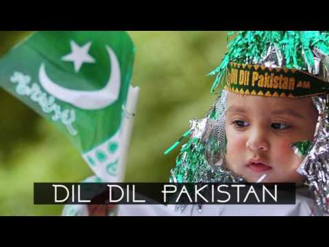 Top 10 National Songs Mili Naghmay of Pakistan