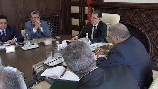 مجلس الحكومة يوافق على مشروع البرنامج الحكومي