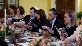 President Obama On The Importance Of Passover