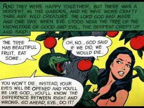 Episode 2 - Adam and Eve in the Garden of Eden - YouTube