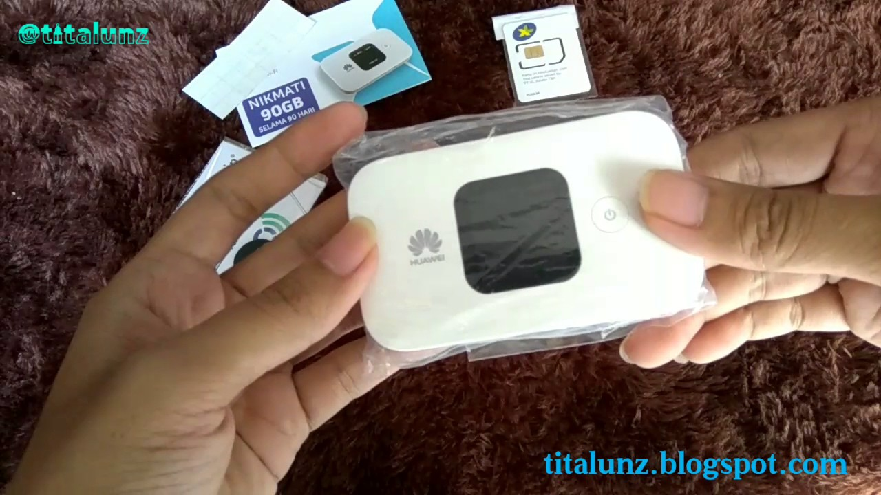 Unboxing Modem Mifi Xl Go Unlocked Gratis Kuota 90gb Youtube 4g Huawei E5577 Free Telkomsel 14gb Dan