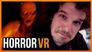 Rick traut sich endlich - HORROR VR - THE FOREST