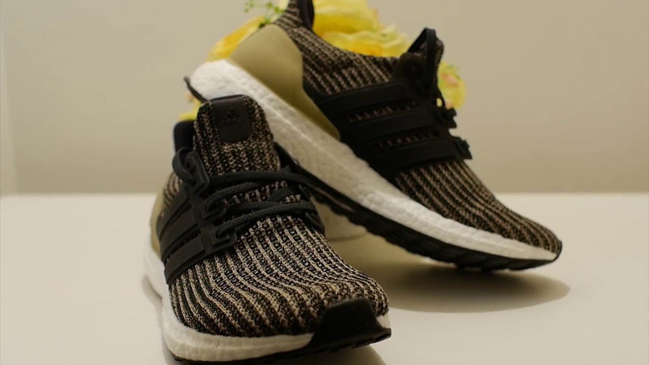 3891f45195f Adidas Ultra Boost 4.0 Dark Mocha On feet and How To Style Lookbook and  Review
