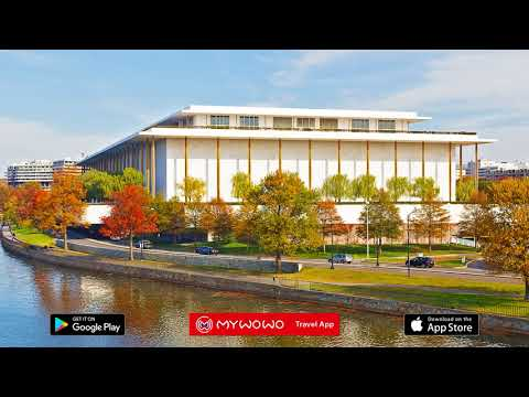 Kennedy Center – Presentation – Washington – Audio Guide – MyWoWo  Travel App