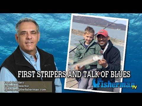 March 28, 2019 Long Island Metro Fishing Report With Fred Golofaro