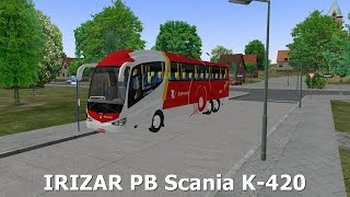 OMSI 2 - IRIZAR PB Scania K-420 [+DOWNLOAD]