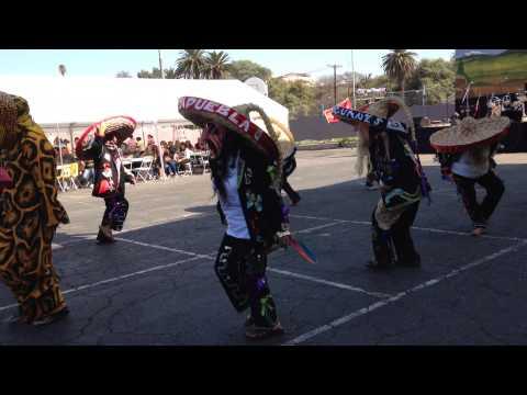 Tecuanes en Dolores Mission Los Angeles Ca