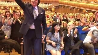 """Ф.Киркоров  - Энгельберт Хампердинк на шоу """"Я"""". Кремль, 29.04.2017"""