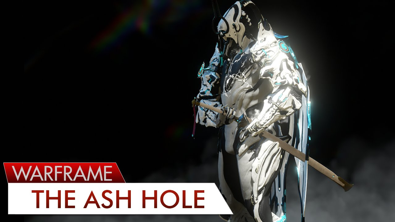 Warframe Ash Hole Is Best Solo Ash 2 Forma YouTube