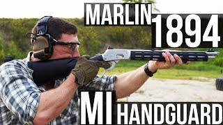 Marlin 1894 CST upgrade w/ Midwest Industries Handguard