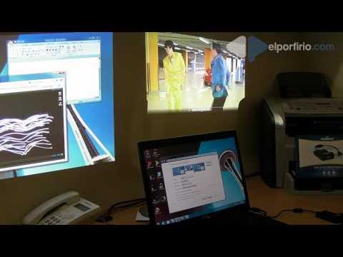 Convertidor USB a video HDMI