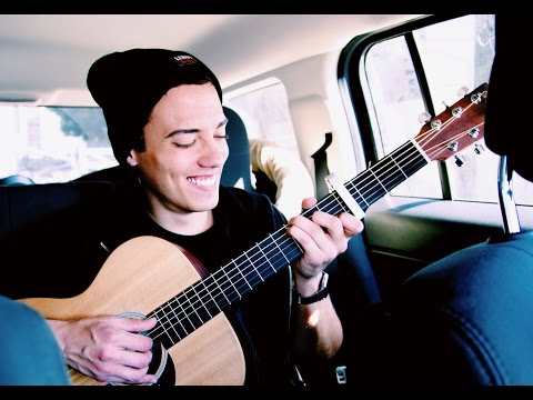 SAM SMITH - I'm Not The Only One (Leroy Sanchez Cover)