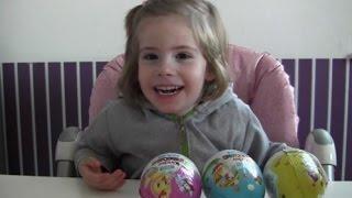 Kinder Überraschungseier Maxi Ostern | Ü-Eier Unboxing | Maxi Kinder Surprise Eggs Easter | Spielzeugtester