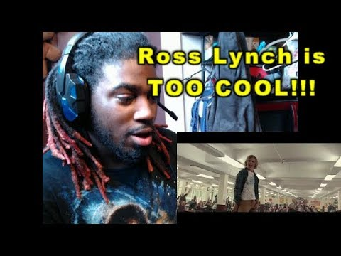 Ross Lynch - Locked Out Of Heaven (Status Update) [REACTION!!!]