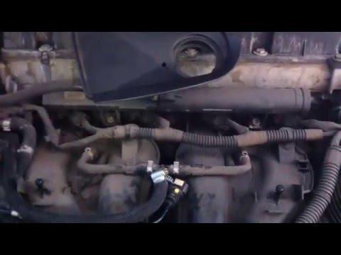 teste vapor de gasolina citroen c4 pallas com reservatorio original ( economia de combustivel )