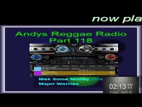 Andys Reggae Radio-Part 118