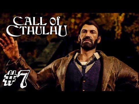 ЛЕВИАФАН ЗДЕСЬ! ► Call Of Cthulhu 2018 Прохождение #7 ► ХОРРОР ИГРА