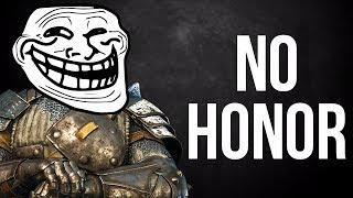 For honor Troll and best moments!