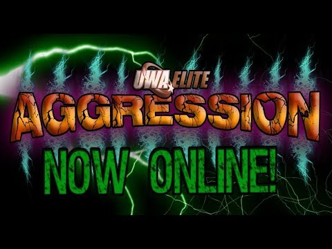 UWA Elite Aggression 2019 - Now Online!