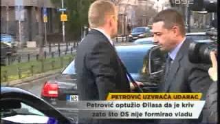 Petrović: Djilas glavni krivac za Tadićev poraz