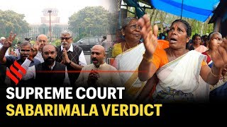 Supreme Court Delivers Verdict on Sabarimala Mandir Case