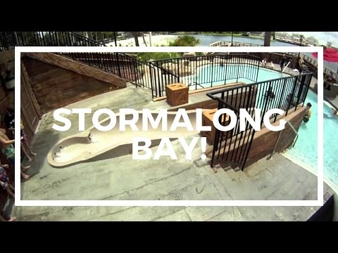 BEACH CLUB STORMALONG BAY POOL AND WATER SLIDE