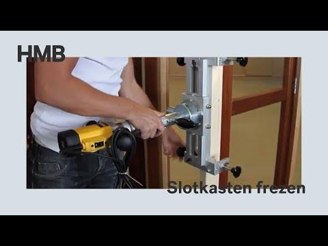 Hmb instructiefilm 2 hmb universele scharniermal doovi for Inmeetmal voor deuren